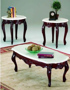 Victorian Table Set