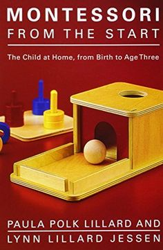 Montessori from the Start: The Child at Home, from Birth to Age Three, http://www.amazon.com/dp/0805211128/ref=cm_sw_r_pi_awdm_9rFSub1NH85W8