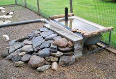 Making A Swimming Tub & Shower For 169 Ducklings #17 Raising Ducks