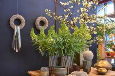 Mobach Keramik -Vasen mit Fritillaria Keramik Vase, Cherry Blossom, Floral Design, Instagram, Plants, Lucerne, Getting Married, Wedding, Dekoration