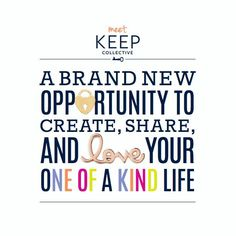 Meet KEEP Collective, a brand new opportunity brought to you by the believers at Stella & Dot.