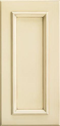"Door Style : Embassy  Door Type : Applied Molding  Finish : 3"", 300, Nantucket, Latte  Material : Maple|More kitchen remodeling ideas here: http://kitchendesigncolumbusohio.com/kitchen-ideas.html"