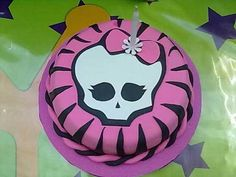 tortas decoradas monster high