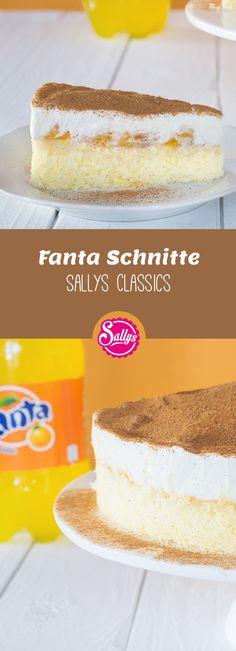 Lockerer Teig mit Schmand-Sahne-Creme, Pfirsichstücken und Zimt. Eine leckere Kombination aus Sallys Classics.