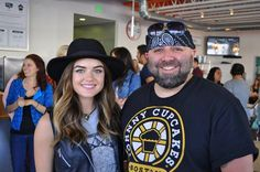 Lucy Hale and Duff Goldman throw a good party Duff Goldman, Lucy Hale, The Duff, Best Part Of Me, Cowboy Hats, Party, Fiesta Party, Western Hats, Receptions