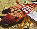 2014年東京芸大の作品 「櫓を漕ぐ(やぐらをこぐ)トンボ」