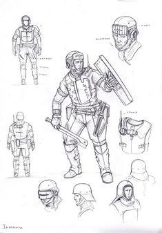 light armor 7 by TugoDoomER on DeviantArt