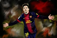 messi number 10