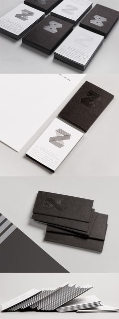 Black And White Minimalist Clear Foiled Business Card For A Web Developer