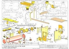 Mini steam engine blueprints engines pinterest engine hnliches foto malvernweather Image collections