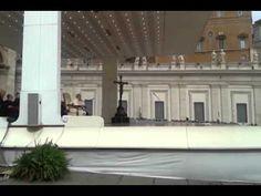 Papa Francesco a Torino per l'Ostensione della Sindone ed il bicentenari...