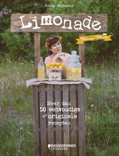 Cover of my new book LIMONADE!