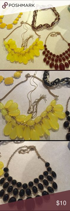 Necklaces bundle All for only $10 Jewelry Necklaces