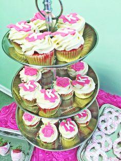 Princess theme cupcakes www.leileiscuisine.com Princess Theme, Themed Cupcakes, Desserts, Food, Kitchens, Tailgate Desserts, Deserts, Essen, Postres