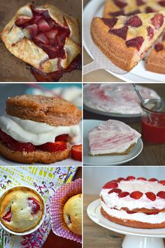 Gluten Free Strawberry Recipes | Gluten-Free on a Shoestring