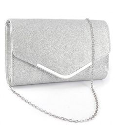 8021d8eefcd Women's Bags, Clutches & Evening Bags,Metal-Tipped Purse Sparkle Glittered  Envelope Clutch