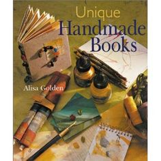 How to make our own journal or book plus resources and art supplies to use.