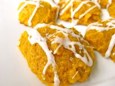 Pumpkin Cookies (Vegan)
