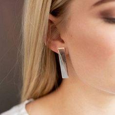 Earings | Basic Essentials Essentials, Stud Earrings, Summer, Jewelry, Fashion, Jewellery Making, Moda, Jewerly, Jewelery