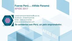 Fuerza Perú – Afide Panamá   AFIDE