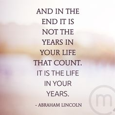 Make today worth living #FoodForThought