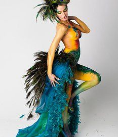 Body Painting Artists, Peacock Costume, Creative Photography, Photography Ideas, Art Party, Photo Projects, Costume Makeup, Fantasy Artwork, Costume Design