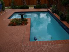 most popular small L shaped swimming pool designs - Google Search