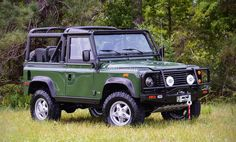 Land Rover Defender 90 NAS Edition soft top canvas Runner up to the end of... Lol.  So nice Defender!