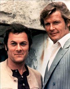 Tony Curtis, Roger Moore - Savourer une série qui a bercé votre enfance Brett et Sinclair