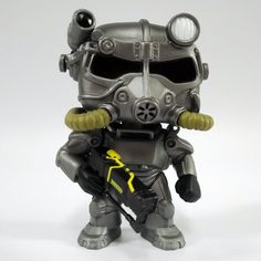 Fallout 4 Vault Boy/ Lone Wanderer/ Power Armor Funko POP Collectible Action Figure