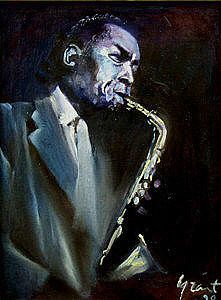 Image result for saxophone player paintings Sonny Rollins, Saxophone Players, Paintings, Image, Fictional Characters, Paint, Painting Art, Painting, Fantasy Characters