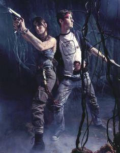 Alex Weiss and Lara Croft: Ambush by Athora-x on DeviantArt
