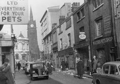 Tib street Manchester.