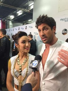 "After being blunt about #DWTS judge Abby Lee Miller's critique, @Maksim Ostarhov cvetkovic said, ""I thought our rumba was brilliant."" pic.twitter.com/0CnhlfGgn3"
