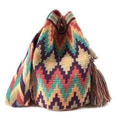 Faro Double Thread Wayuu bag