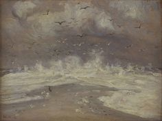 Michael Ancher (1849-1927) Skagens gren
