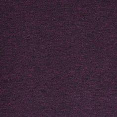 Ponte Roma Viscose Jersey Knit Fabric - berry