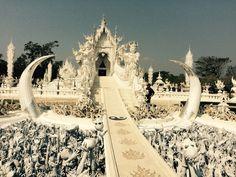 #tempiobianco#whitetemple#changmai#thailand#amazing