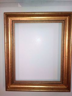 8 x 10 Picture Frame Antique Gold Smooth Finish with bead Antique Picture Frames, Antique Frames, Antique Gold, Wooden Posts, 10 Picture, Art Nouveau, Bead, Smooth, It Is Finished