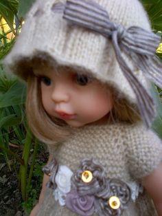 ccommeceline: Petite robe Beige
