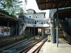 S-Bahnhof Blankenese am Kopfbahnhof