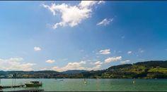 Time-lapse Summer in Switzerland — Stock Video © GoodArtPix Royalty Free Video, Time Lapse Photography, Stock Video, Stock Footage, Switzerland, Clouds, Stock Photos, Explore, Artworks