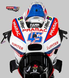 Danilo Petrucci and Scott Redding will be racing with Pramac Ducati starting at the beginning of February with the Sepang test.