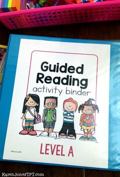 level A guided reading