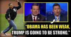 """Representative Sean Duffy points out that strength is respected, not weakness. President Obama has shown nothing but weakness, but before Trump has even taken office he's been proven to be a very strong leader. Watch the video: .@RepSeanDuffy: """"Strength is respected, weakness isn't. [President Obama] has been weak, Donald Trump is going to be strong."""" #Tucker pic.twitter.com/YrllewMwfH — Fox News (@FoxNews) December 31, 2016 Support the Trump Presidency and help us fight Liberal Media B..."""