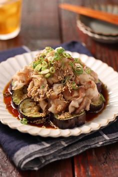Pork Recipes, Asian Recipes, Cooking Recipes, Ethnic Recipes, Fruit Snacks, Japanese Food, Japanese Recipes, Food Menu, Food Dishes