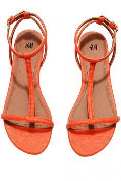 Topshop Figtree Gladiator Sandals, £52