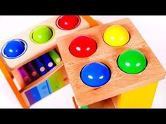 d3da50ad2459 Learn Colors with Pounding Learning Tol1ys for Children - YouTube Learning  Colors