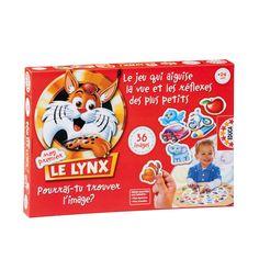 Jeu de société Premier Lynx Educa Boras pour enfant de 2 ans à 6 ans - Oxybul éveil et jeux