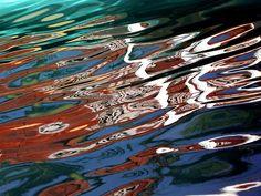 'Reflective Art' by Sherilee Evelyn Water Ripples, Art Google, Reflection, Google Search, Pattern, Finger Waves, Patterns, Model